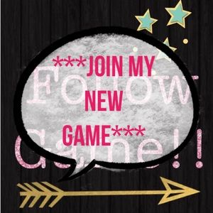 JOIN MY NEW GAME!